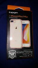 New Spigen iPhone 8/7 Plus Case MIL Ultra Hybrid2 043CS21052 Crystal Clear Japan