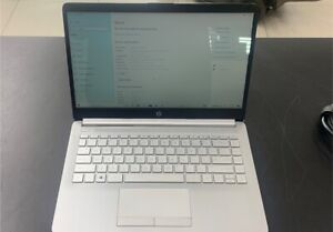 Hp 14s-dk008yau laptop as new 1 year old