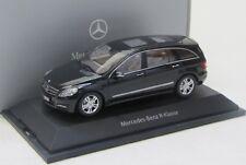 Mercedes Benz R-Klasse ( 2010 ) schwarz met. / Minichamps 1:43