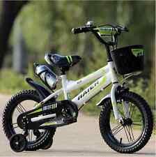 "Green Kids Luxurious  Bike / Bicycle For Boy's & Girls  Sizes 12"" 14"" 16""18""20"""