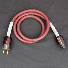 Cardas golden reference Power cord OFC EU EC 320 Connector Gold Plate 1.5m 079E