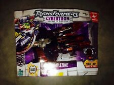 Transformers Cybertron Voyager DARK CRUMPLEZONE New Cyberkey