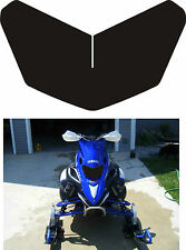 YAMAHA SLED SNOWMOBILE FX NYTRO  PHAZER RS RX MAX HEADLIGHT  DECAL STICKER 2