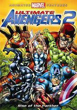 Ultimate Avengers 2 (Rise of the Panther DVD