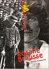 Livre Rosalie Brousse Pierre Gamarra book