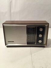 Vintage Panasonic AM/FM Transistor Radio Model RE-6451
