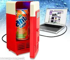 USB Thermoelectric Cooler & Warmer USB Fridge Cup Bottle Refrigerator Freezer