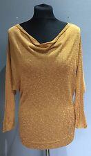 Vivienne Westwood Evening Buddy Knitwear Bronze Jumper BNWT