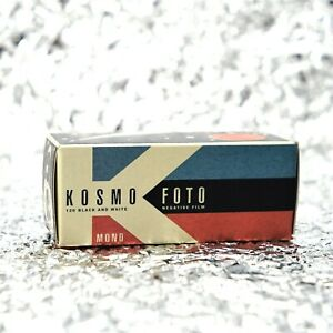 *NEW* Kosmofoto Mono 120 film