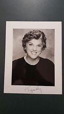 Tyne Daly Autographed 8x10 photo - coa - 16
