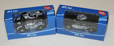 Collingwood Magpies 2014 + 2015 AFL Kids Collectable Mini Model Car Twin Pack