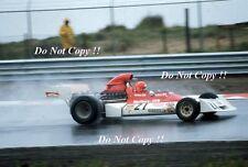 Niki Lauda BRM P160E Dutch Grand Prix 1973 Photograph 1