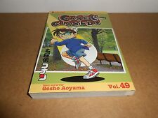 Case Closed (Detective Boy Conan) Vol. 49 by Gosho Aoyama Manga Book in English