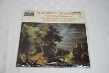 Klemperer- Schubert Unfinished Symphony, Columbia SAX2514, Shrink, EX