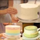Plastic Cake Turntable Rotating Cream Cakes Stand Rotary Table DIY T xe