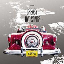 Frank Zappa - Greasy Love Songs [CD]