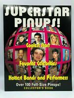 Superstar Pinups: Collector's Book (Paperback) Nsnc Backstreet Boys Celebrities