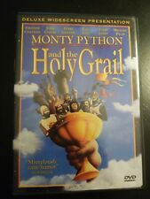 Monty Python and the Holy Grail (Dvd, 1999, Subtitled French and Spanish)