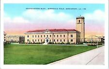 SHREVEPORT, LA Louisiana   Headquarters  BARKSDALE  FIELD   c1950s   Postcard