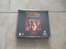 Interplay 1997 Realms Of The Haunting Windows 95 Video Game Booklet Included