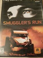 Smuggler's Run - PlayStation 2 - PS2 - Disc Only - Tested - Fast Free Shipping!