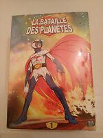 LA BATAILLE DES PLANETES VOL 1 - EPISODES 1-24 - 4 X DVD FRANCAIS nuevo