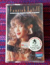 Fauziah Latiff ~ Gubahan Rindu Puisi Syahdu ( Happy Press ) Cassette