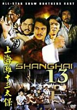SHANGHAI 13 (ALL STAR SHAW BROTHERS CAST)DVD