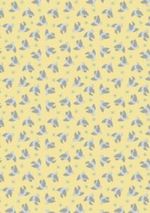 So Darling by Lewis and Irene - Super cute 1950s Inspired Fabric