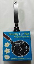 Novelty Egg Pancake Pan Flower Design