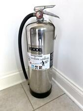 Amerex 240 Stainless 2.5 Gallon Pressurized Water Fire Extinguisher Class 2A