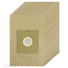 20 Sacchetti aspirapolvere filtrata sacchi di carta per Samsung HOOVER Sacchetto