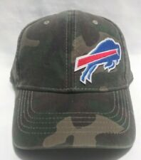 BUFFALO BILLS SIDE WINDER CAMOUFLAGE HAT MENS ONE-SIZE BY TIME AND TRU (NEW)