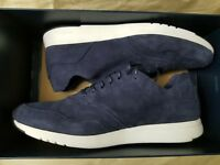 Cole Haan grandpro decon runner navy suede  Shoes Men Size13
