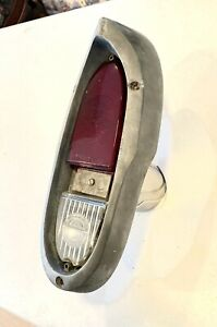 1955-1958 Chevy GMC Cameo Pickup Taillight Original GM With Lenses