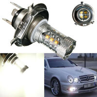1PC 80W H4 9003 HB2 CREE LED DRL 12V Fog Light Bulb Headlight High Low Beam Lamp