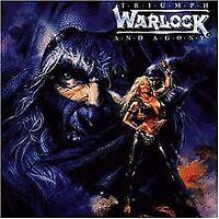 Triumph and Agony von Warlock | CD | Zustand gut