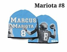 NFL Tennessee Titans Marcus Mariota #8 NFL Player All Weather Stretch Beanie