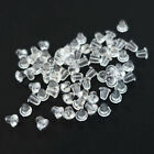 50 Stoppers Fermoirs Bouchons Attaches silicone boucles d'oreilles ★ lot neuf