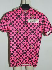 MAGLIA BICI CICLISMO MAILLOT SHIRT CYCLISM SPORT COLNAGO BY BRUNIK 80s tg L