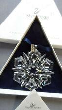 Swarovski-Ornament-Weihnachts-Stern - 1999 mit OVP