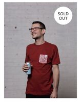 👕 Hudson Valley Brewery Shirt (Beer IPA Monkish Trillium Glass Other Half)