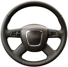 Audi A3 / A4 / A6 /A8 Q5/Q7...(4 raggi) - copri volante in vera pelle su misura