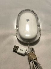 Genuine Apple Pro Optical USB Mouse (White) Model [M5769]
