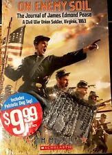 Patriotic Dog Tag Bonus Set:  On Enemy Soil & A True Patriot + *Dog Tag Necklace