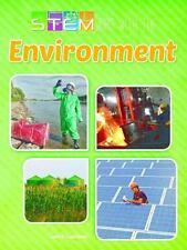 STEM JOBS WITH THE ENVIRONMENT - LUNDGREN, JULIE K. - NEW BOOK