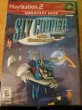 Sly Cooper and the Thievius Raccoonus  - PlayStation 2 PS2 brand new