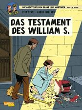 Blake und  Mortimer 21 - Das Testament des William S. - Carlsen - Comic -NEUWARE