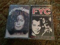 Pop Cassette Tape Lot.  Janet Jackson & Fine Young Cannibals.