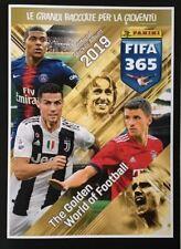 PANINI FIFA 365 Sticker Album vuoto Bloc Notes Album 2017